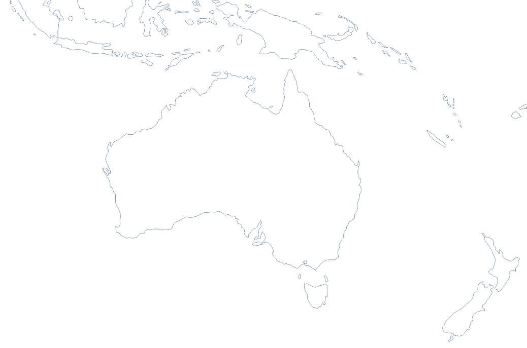 Cartes De L Oceanie Et Informations Sur Le Continent Oceanique