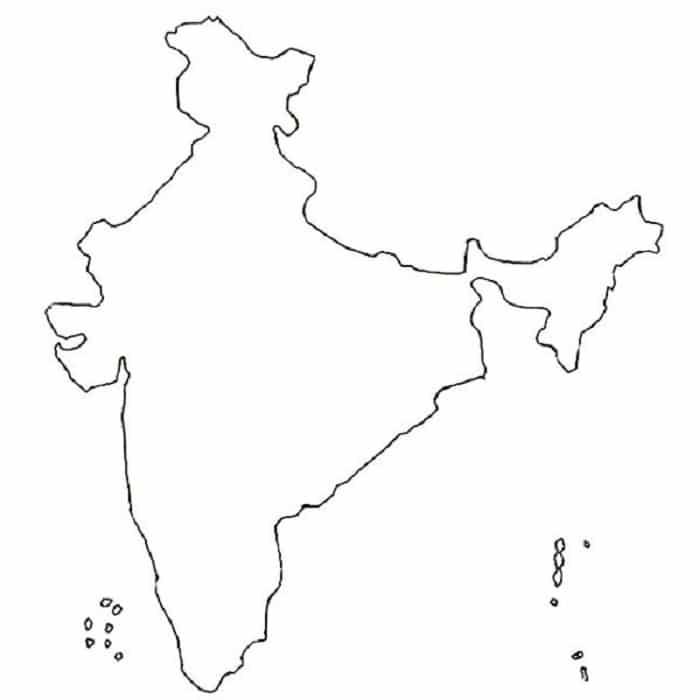 Carte et informations sur l'Inde