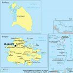 carte antigua et barbuda